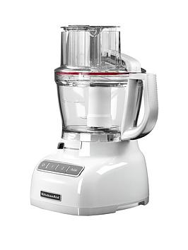 Kitchenaid 5Kfp1325Bwh Classic 3.1-Litre Food Processor