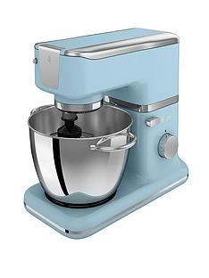 swan-vintage-stand-mixer-blue