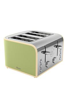 swan-retro-4-slice-toaster-green