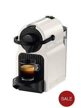 Inissia XN100140 Coffee Machine - White