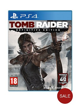 playstation-4-tomb-raider-definitive-edition
