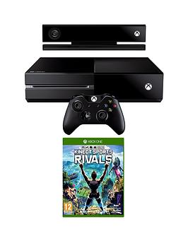 xbox-one-console-with-kinect-kinect-sports-rivals-and-optional-3-or-12-months-xbox-live