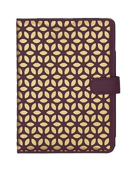 trendz-ipad-air-laser-cut-folio-case-plum