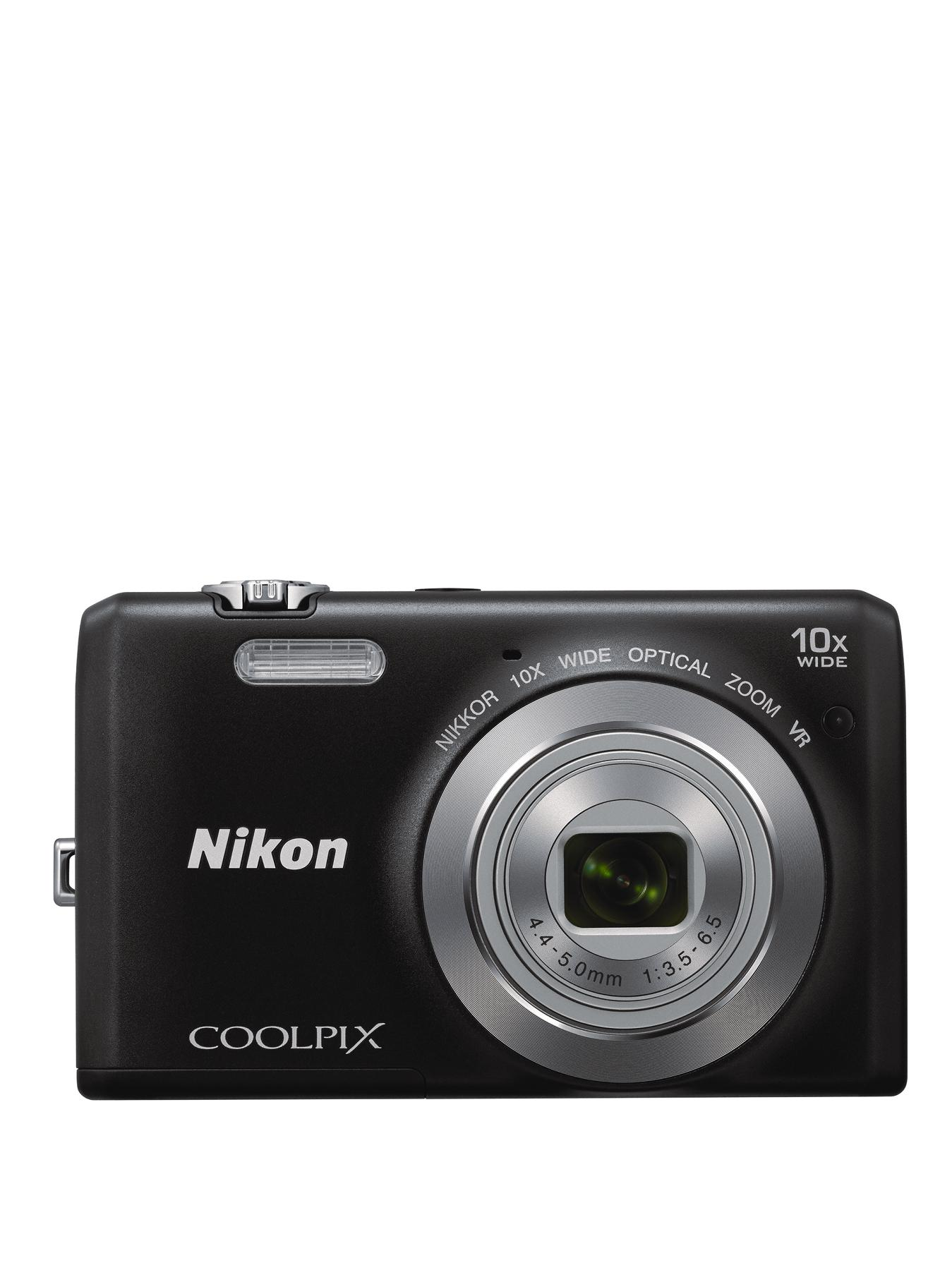 Nikon S6700 Coolpix 20 Megapixel Digital Camera