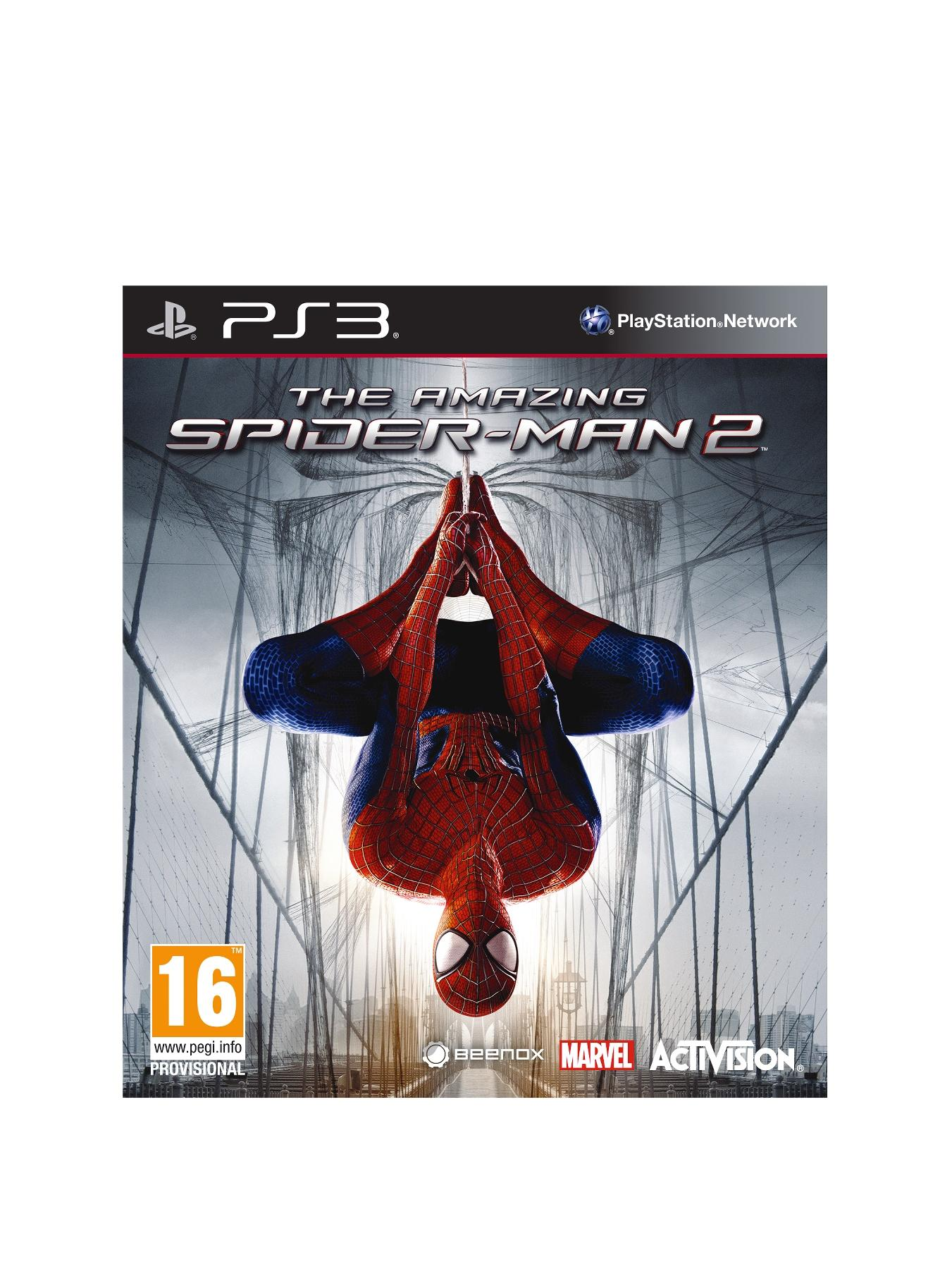 Playstation 3 Amazing Spiderman 2