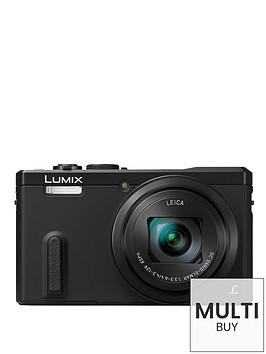 panasonic-claim-pound40-cashback-dmc-tz60eb-k-super-zoom-compact-camera-with-30x-optical-zoom-and-wifi