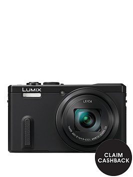 panasonic-pound30-cashbacksup1-dmc-tz60eb-k-super-zoom-compact-camera-with-30x-optical-zoom-and-wifi