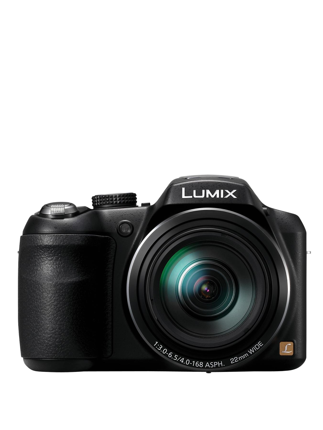 Panasonic LZ40 42x Zoom Bridge Camera