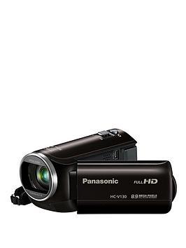 panasonic-hc-v130eb-kr-camcorder