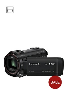 panasonic-hcv-750eb-k-camcorder-with-20x-optical-zoom-and-wifi