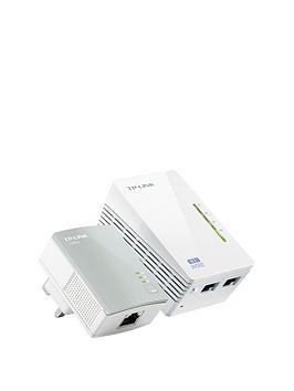 tp-link-tl-wpa4220kit-av600-powerline-wifi-kit-white