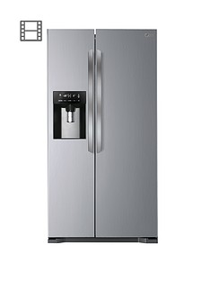 lg-gsl325nsyv-frost-free-usa-style-fridge-freezer-steel
