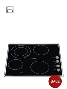 hotpoint-crm641dc-60cm-ceramic-electric-built-in-hob-black