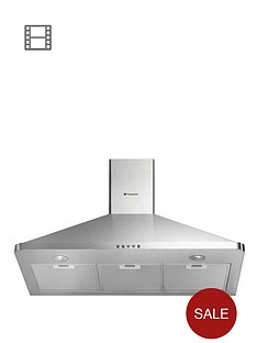 hotpoint-newstyle-hhp95cm-90cm-chimney-cooker-hood-stainless-steel