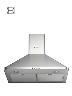 hotpoint-hhp75cm-70cm-chimney-built-in-cooker-hood-stainless-steel
