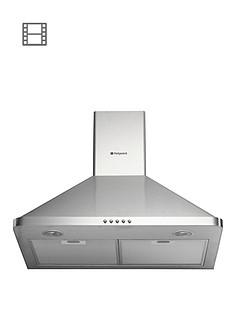 hotpoint-hhp75cm-70cm-chimney-built-in-cooker-hood-stainless-steel