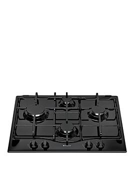 hotpoint-newstyle-gc640bk-60cm-built-in-gas-hob-with-fsd-black