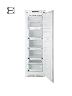 hotpoint-huz3022nfi-integrated-tall-freezer-white