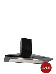 leisure-h101p-100cm-chimney-cooker-hood-black