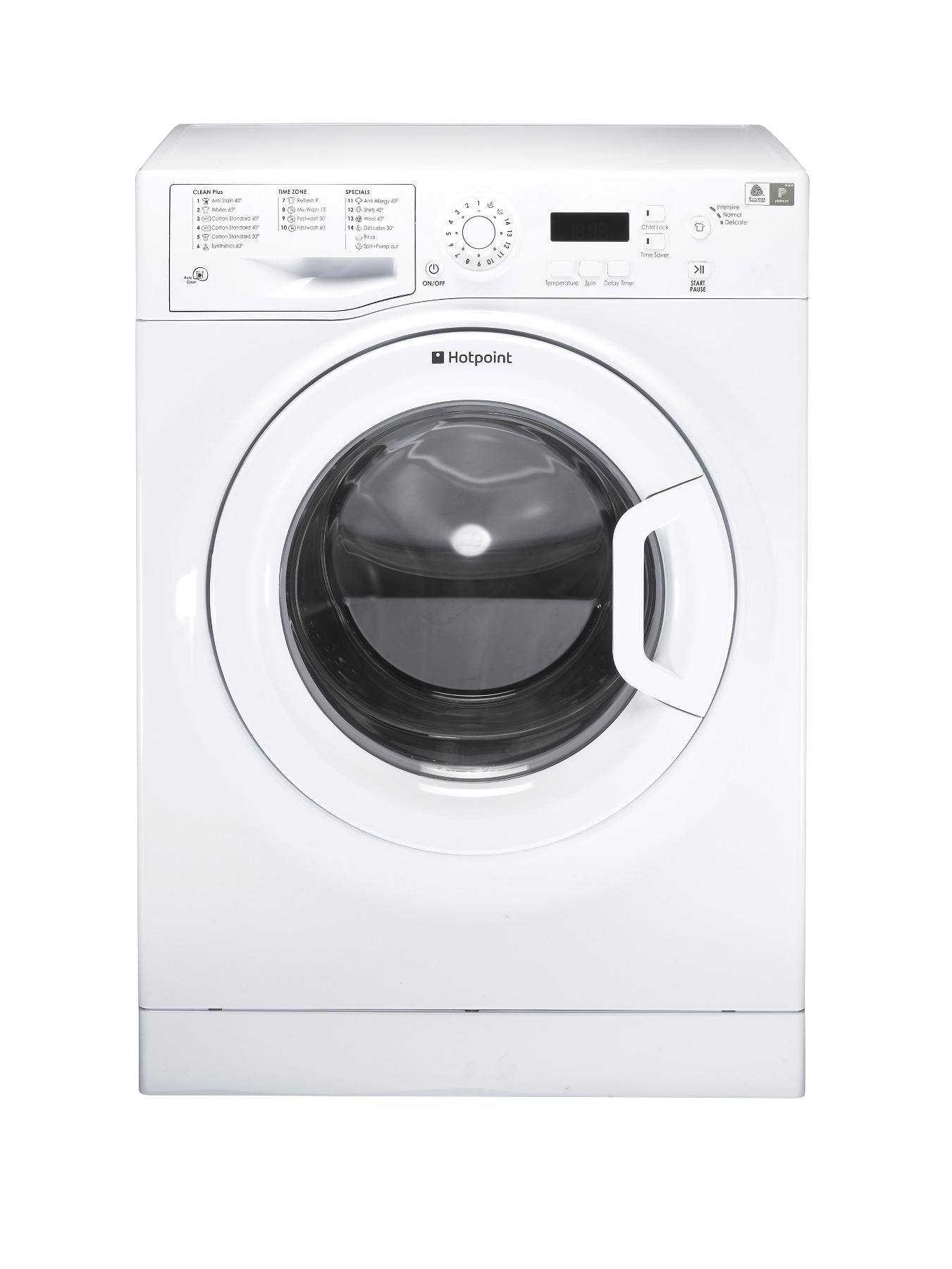 Hotpoint WMXTF822P 8kg Washing Machine