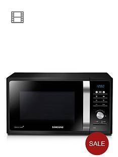 samsung-mg23f301takeu-23-litre-grill-microwave-black