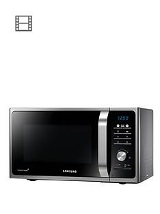 samsung-ms23f301taseu-23-litre-solo-microwave-silver