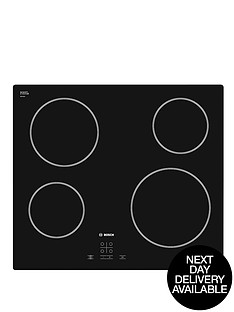 bosch-pke611d17e-classixx-4-zone-quick-therm-hob-black-glass