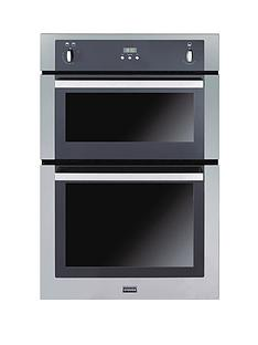 stoves-sgb900ps-90cm-built-in-gas-double-oven-stainless-steel