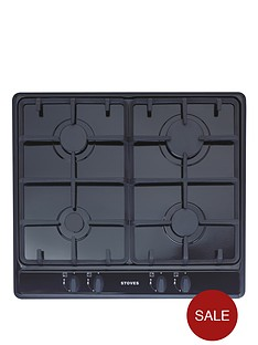 stoves-sgh600c-built-in-gas-hob-black