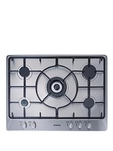 stoves-sgh700e-70cm-gas-hob-stainless-steel