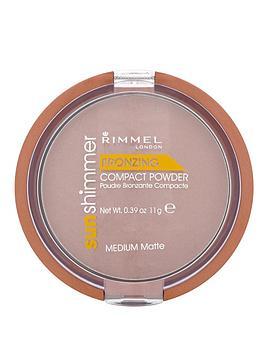 rimmel-sunshimmer-compact-bronzer-medium-matte