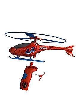 spiderman-the-ultimate-spiderman-rescue-helicopter