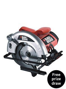 black-decker-cd602-gb-1150-watt-circular-saw-free-prize-draw-entry