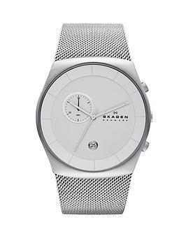 skagen-klassik-stainless-steel-chronograph-mens-watch
