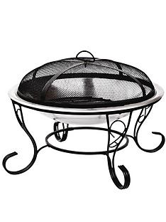 la-hacienda-traditional-and-stylish-stainless-steel-and-black-firebowl