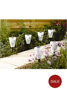 smart-solar-silhouette-butterfly-stake-lights-6-pack