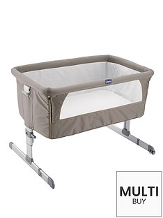chicco-next-to-me-crib-dove-grey