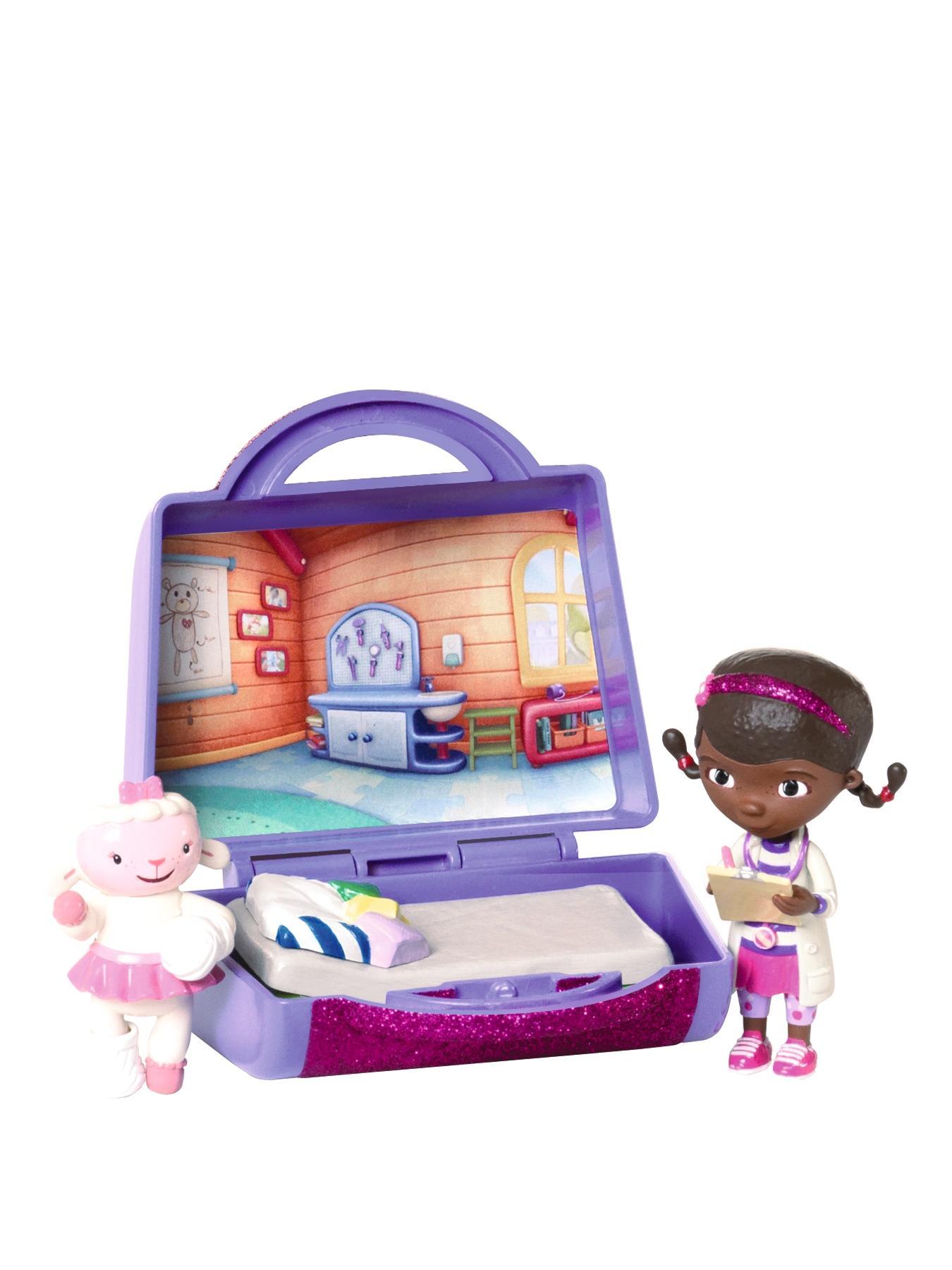Doc McStuffins Little Case Playset