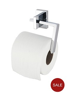aqualux-haceka-edge-toilet-roll-holder-chrome