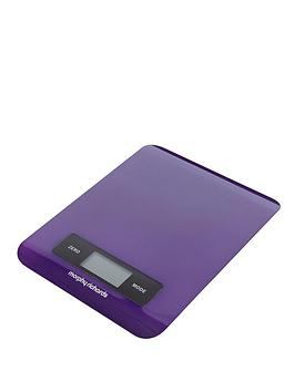 morphy-richards-electronic-kitchen-scale-purple