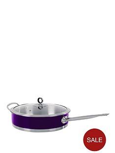 morphy-richards-saute-pan-purple