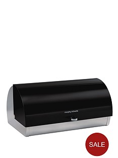 morphy-richards-roll-top-bread-bin-black
