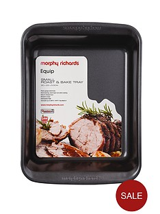 morphy-richards-small-roast-and-bake-tray