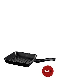 raymond-blanc-cast-aluminium-28cm-square-grill-pan
