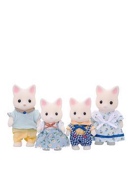 sylvanian-families-silk-cat-family