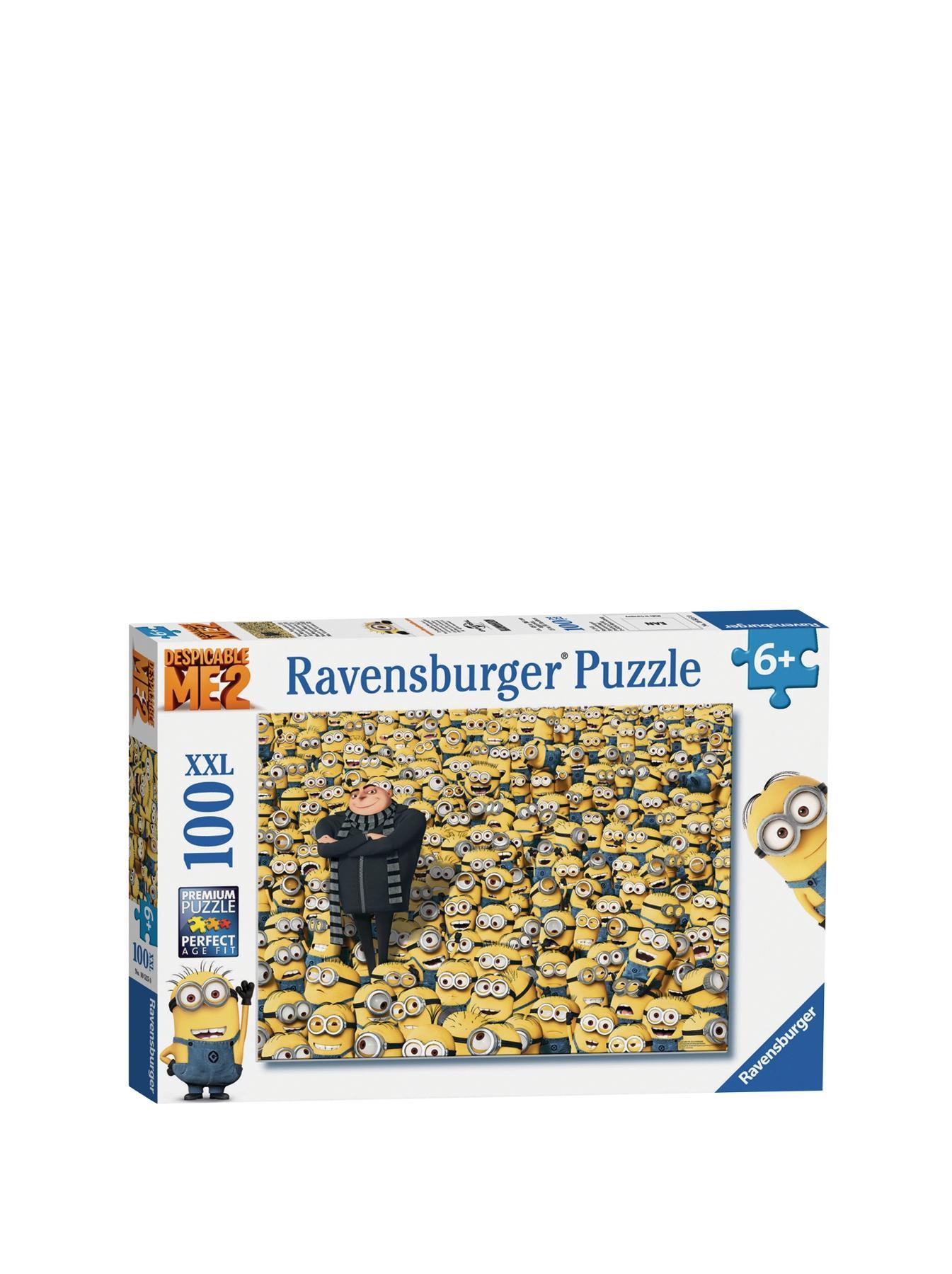 Ravensburger Despicable Me 2, XXL 100 Piece Jigsaw Puzzle