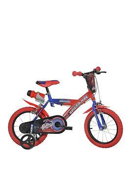 spiderman-14-inch-bike