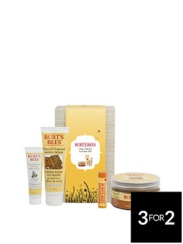 burts-bees-honey-collection