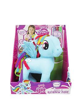my-little-pony-my-little-pony-rainbow-dash-scribble-me-large-30cm