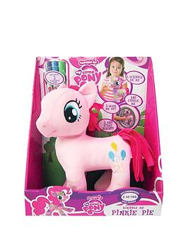my-little-pony-pinkie-pie-scribble-me-soft-toy-large-30cm
